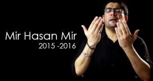 Mir Hasan Mir 2015-16 | Mehfil-e-Hussaini!Down load Nohay